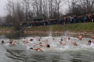 Пливање за Часни крст!